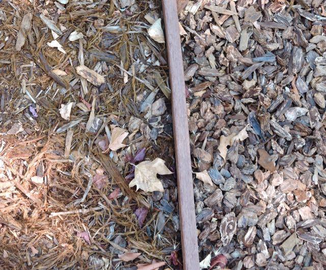 garden-border-between-redwood-mulch-and-brown-bark-1