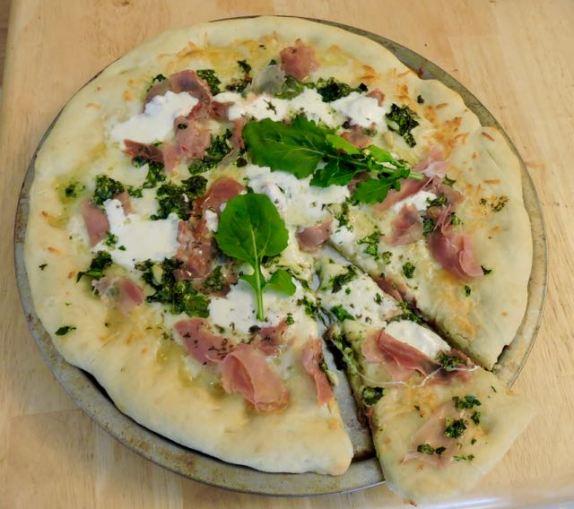 pizza-with-arugula-pesto-1