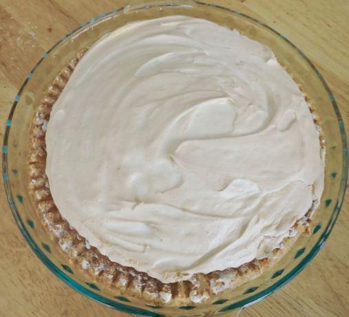 kitchen whole lemon meringue pie - 1